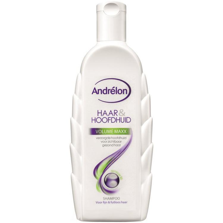 Image of Haar & Hoofdhuid Volume Maxx Shampoo, 300 Ml