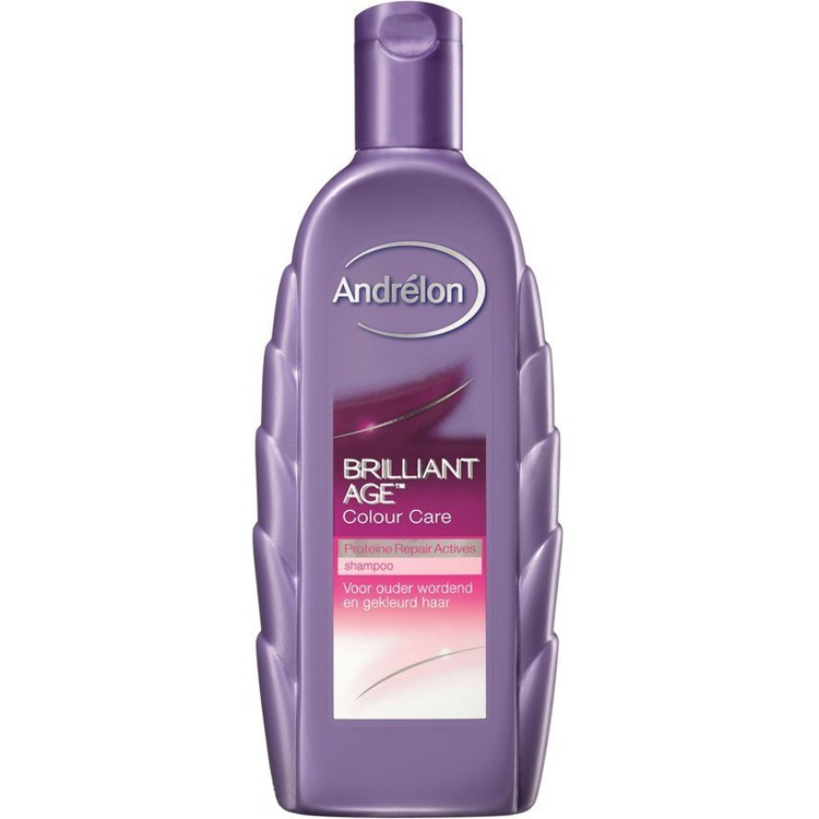 Image of Brilliant Age Colour Care Shampoo, 300 Ml