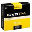 Intenso DVD-RW 4,7GB Slim Case [10 Disc]
