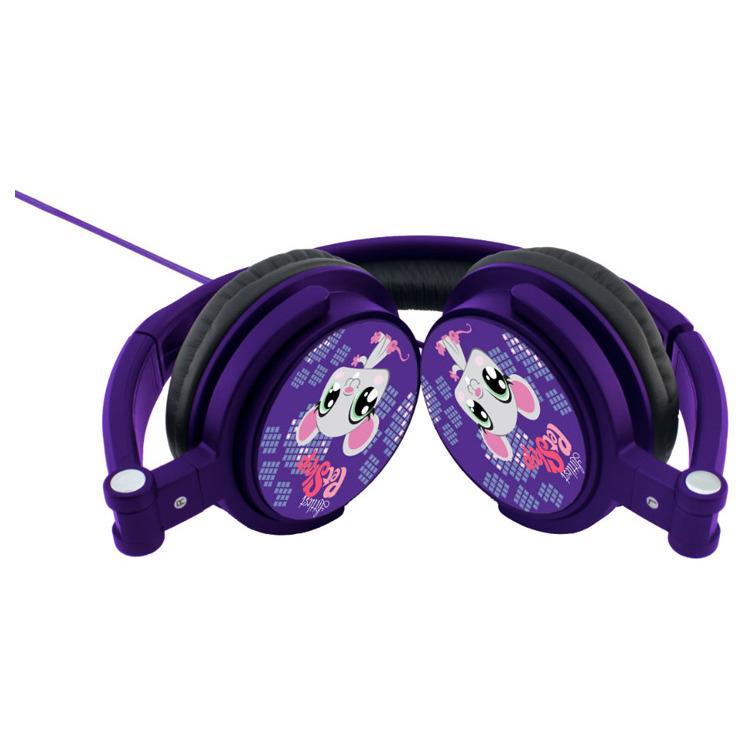 Littlest Pet Shop Stereo Hoofdtelefoon