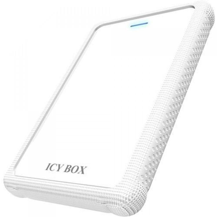 Icy Box IB-223U3-WH Wit