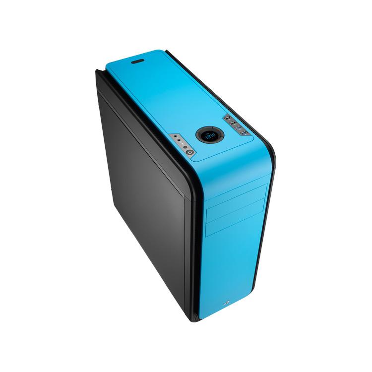 Aerocool DS 200                 blue ATX