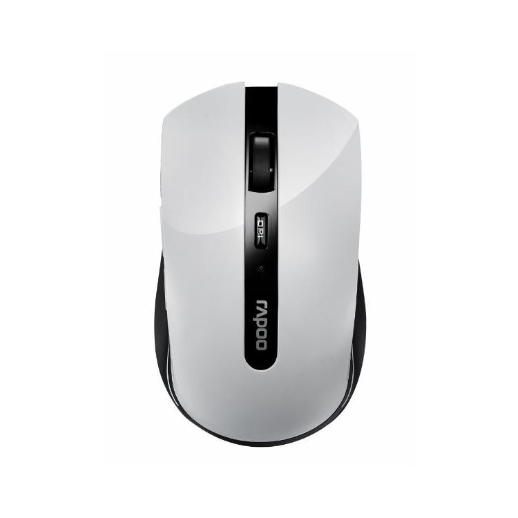 Rapoo 7200P - Draadloze Muis / Wit