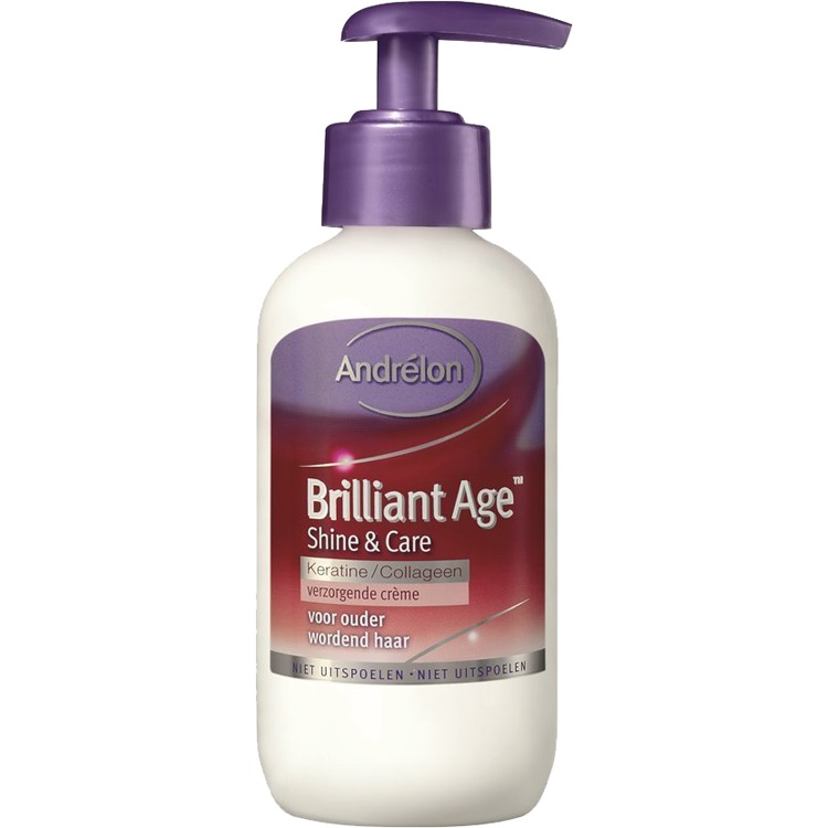 Image of Brilliant Age Shine & Care Crème, 200 Ml