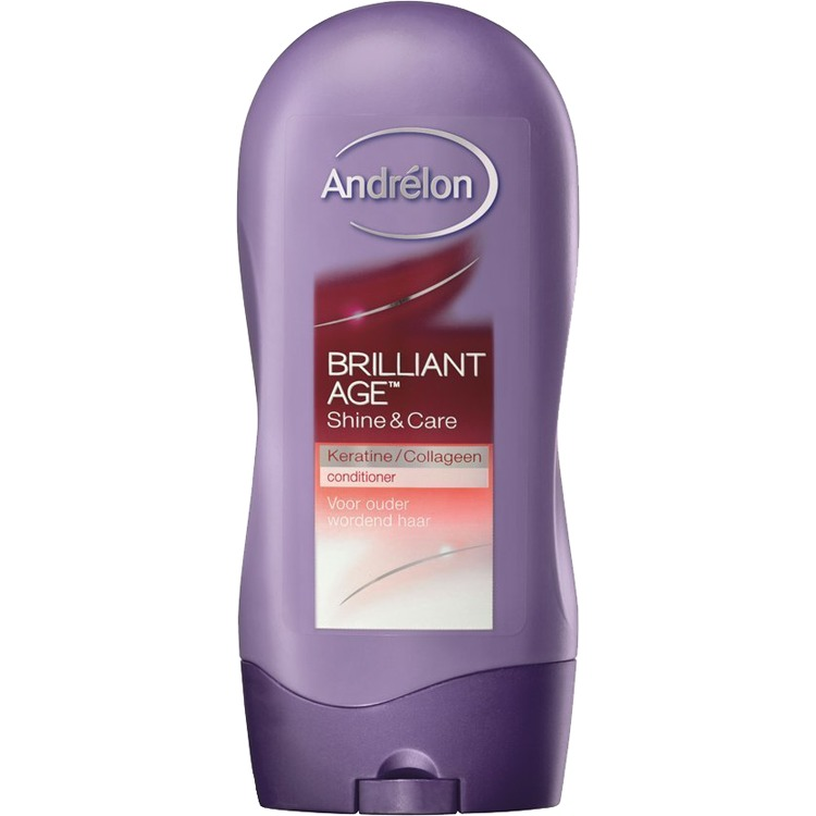 Image of Brilliant Age Shine & Care Conditioner, 300 Ml