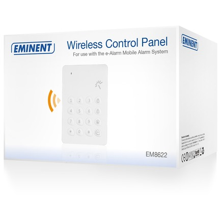 Eminent EM8622 bedieningspaneel