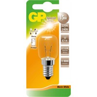 GP Lighting halogeen lamp T25 E14 15W (15W) voor koelkast
