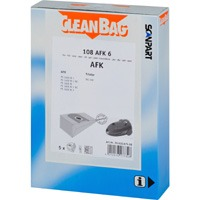 Image of Scanpart Cleanbag 108afk6 Stofzak Afk Ps1400/ps1600