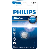 Philips A76/01B - Minicells Alkaline Batterij - 1 stuk