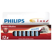 Philips Powerlife AA-batterijen set 12 stuks