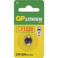 GP Batteries Lithium Cell CR1220