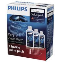 Jet Clean-oplossing, Philips, 'HQ203' voordeelverpakking, set van 3