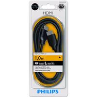 Philips SWV2411W/10 - HDMI-kabel - 1 meter / Zwart