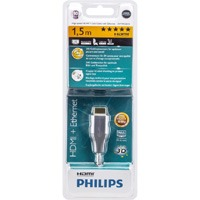 Philips SWV3432S/10 - High Speed HDMI-kabel - 1.5 meter / Grijs