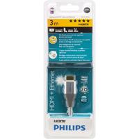 Philips SWV3433S/10 - High Speed HDMI-kabel - 3 meter / Grijs