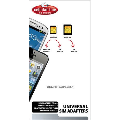 Cellular Line Cellular Line Sim Adapter
