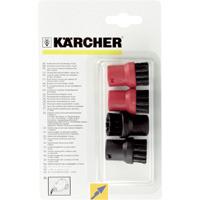 Karcher Borstelset (2 zwart / 2 rood)