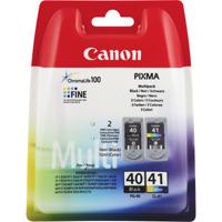 Canon Inktpatronenset »PG-40« & »CL-41«