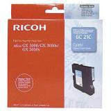 Ricoh Gc-21c Gel Cartridge Cyaan Standard Capacity 1.000 Pagina S 1-pack
