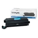 Lexmark E12 14 K Toner Cyaan C910/C912