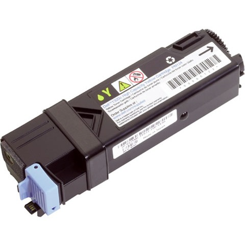 Dell 1320c Toner Geel Standard Capacity 1000 Pag, 1-pack