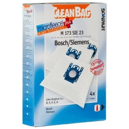 M173SIE23 MicroFleece+ Bosch/Siemens D/E/F/G/H