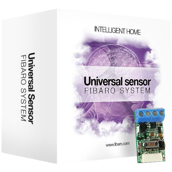Universele Binaire Sensor