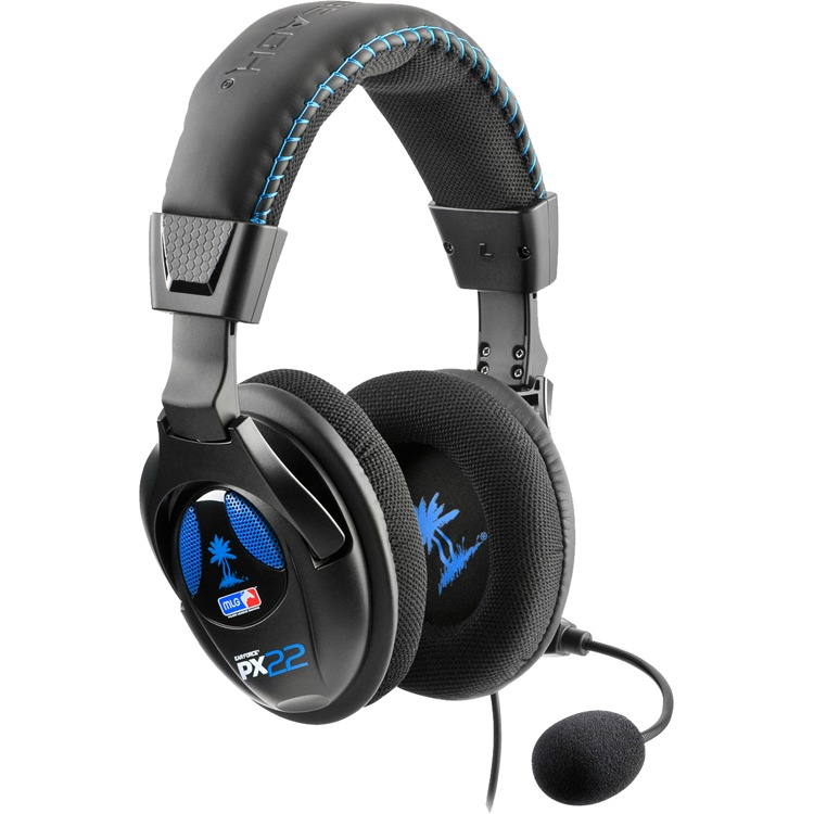 Turtle Beach Ear Force PX22 Zwart