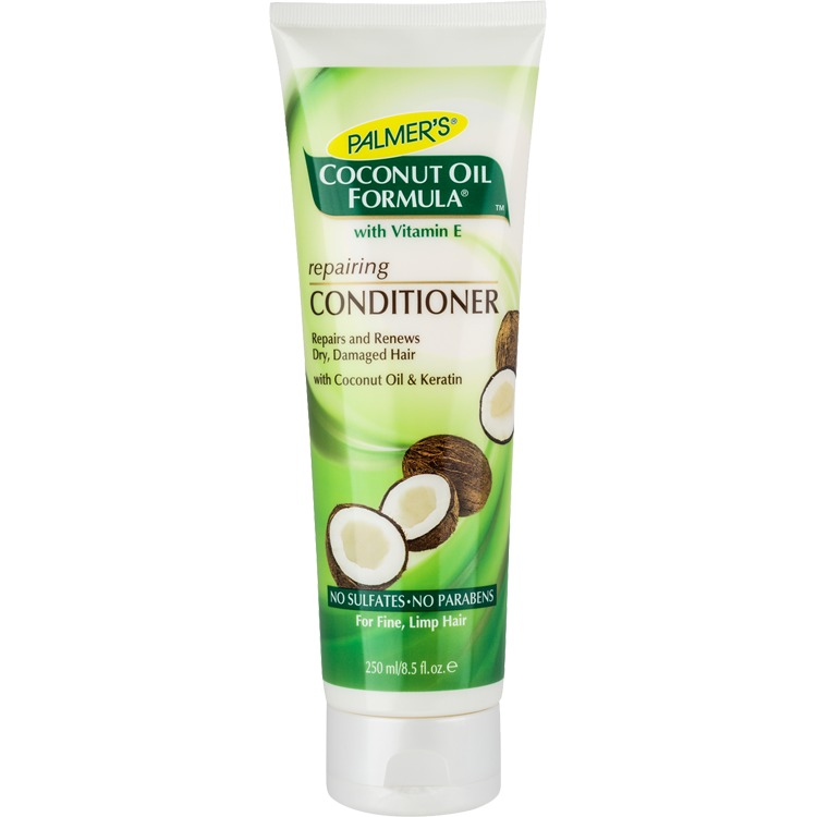 Image of Coconut Oil Formula Repairing Conditioner, 250 Ml