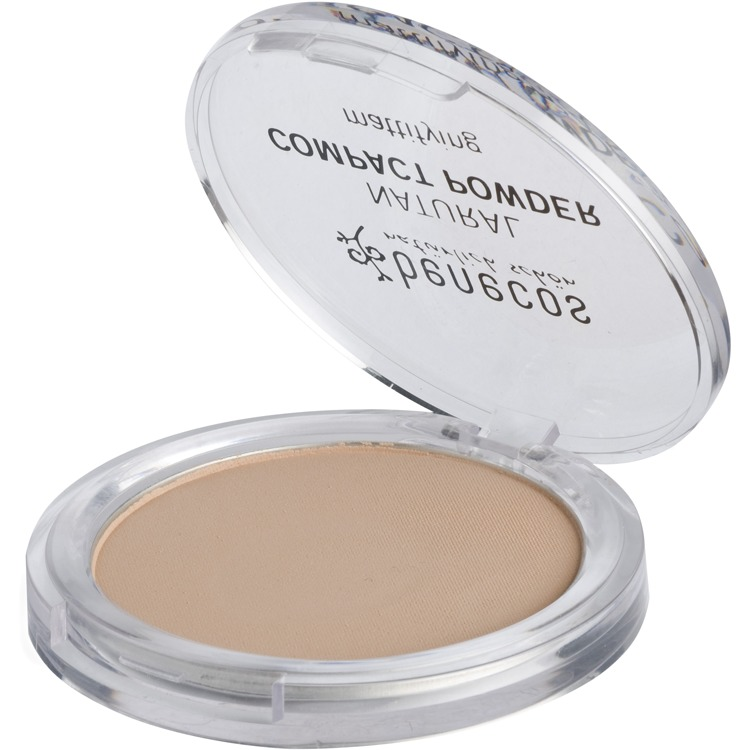 Image of Mattifying Compact Powder Beige
