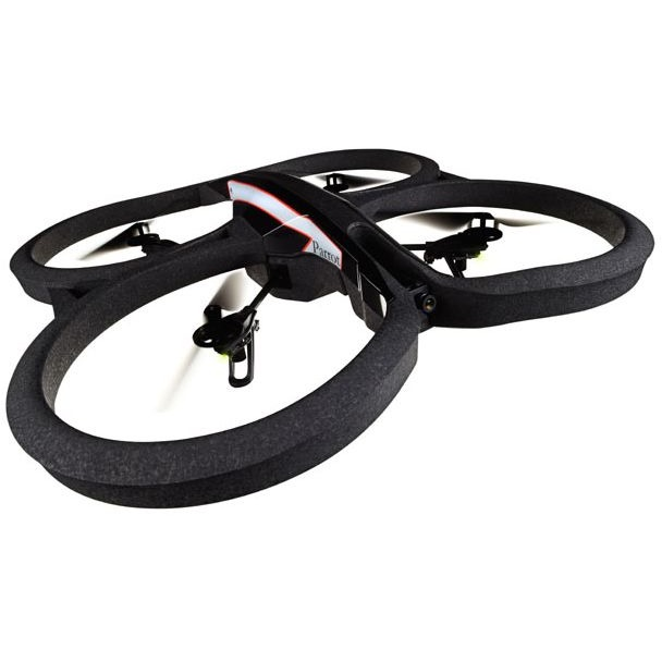 Parrot AR 2.0 Power Edition - Drone - Rood