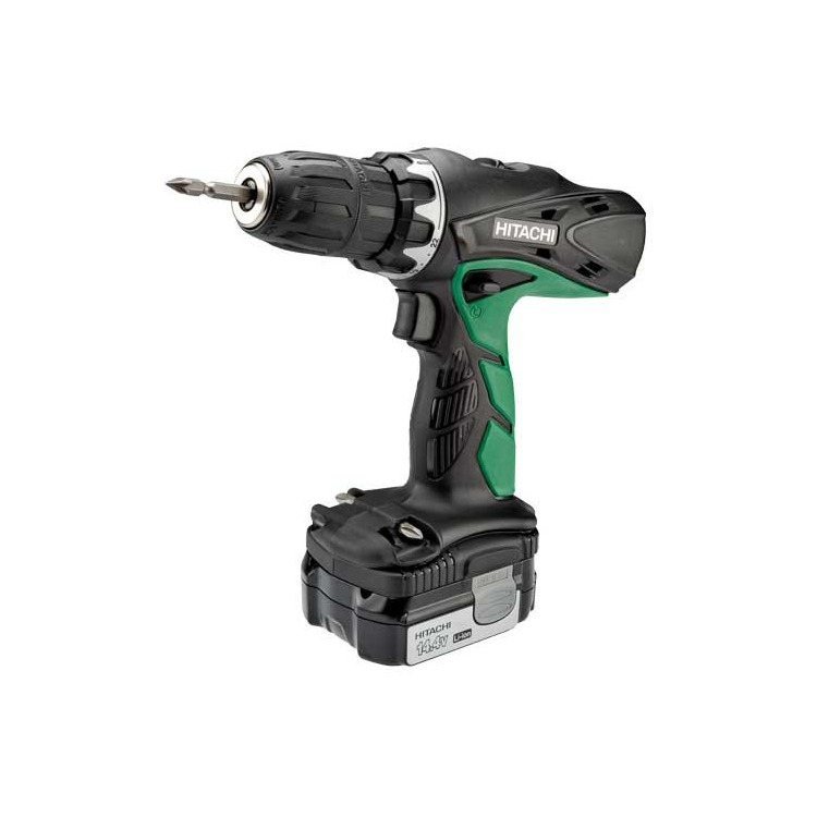 Hitachi Power Tools DS 14DCL (2x3,0Ah)