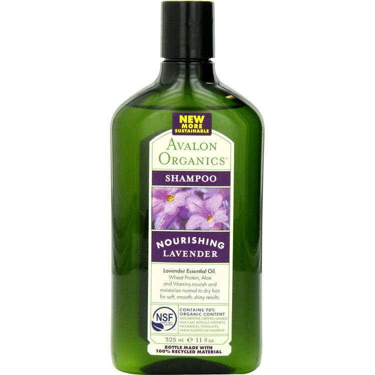 Image of Lavender Nourishing Shampoo, 325 Ml