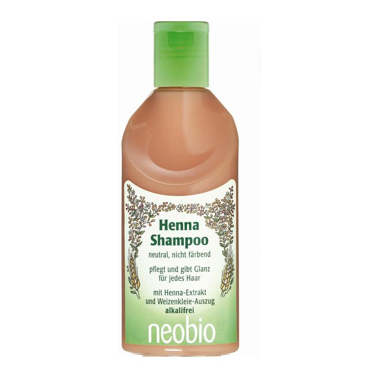 Neobio Henna - 200 ml - Shampoo