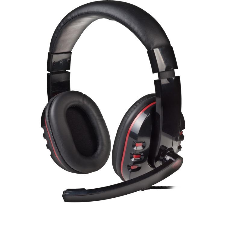 Genesis Gaming Headset H11 PC - Zwart
