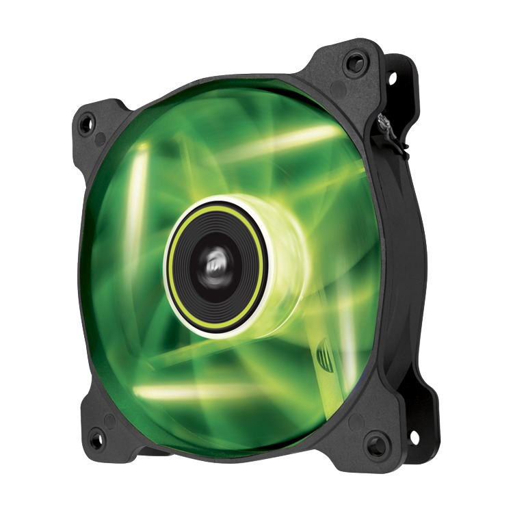 Fan Sp120 Gn Led120x120x25