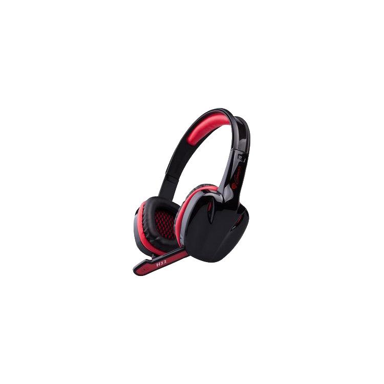 Genesis Wired Stereo Gaming Headset H22 - Zwart (PC)