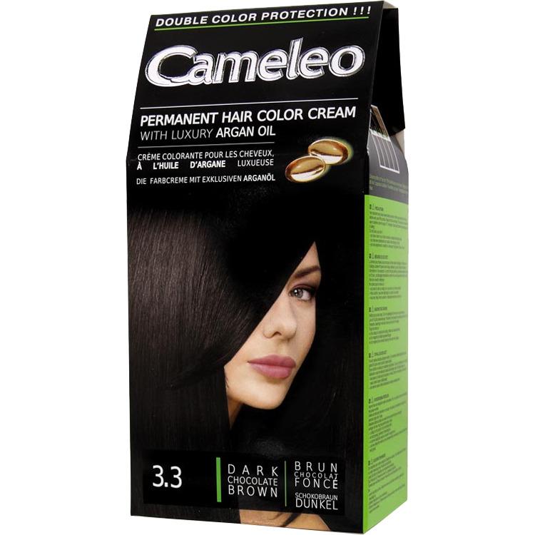 Cameleo Haarverf - Donker Chocolade Bruin