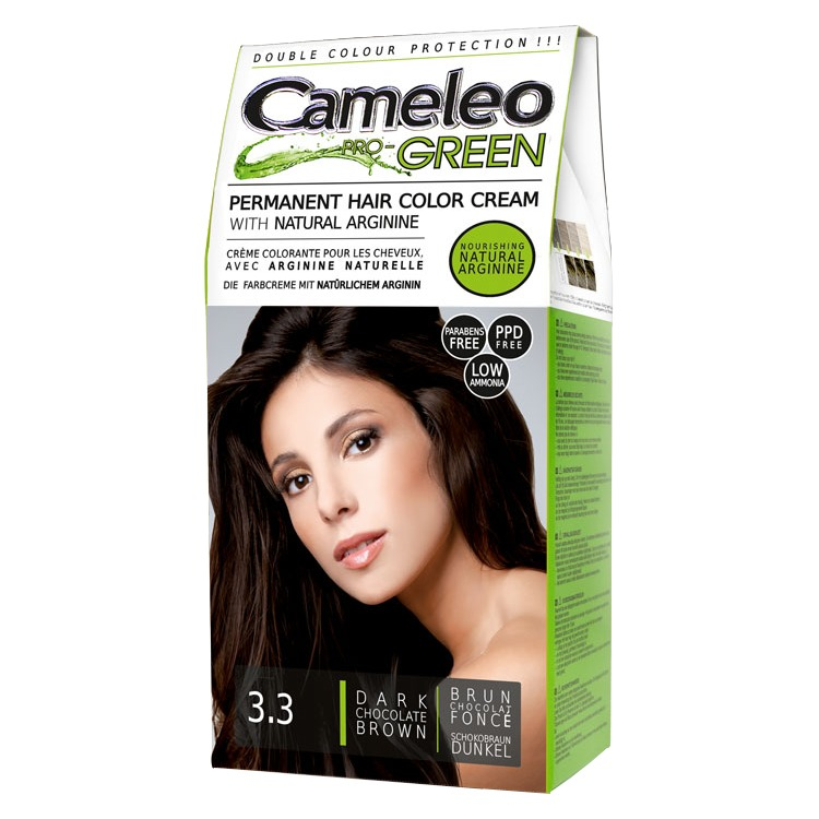 Image of Cameleo Pro Green 3.3 Donker Chocol
