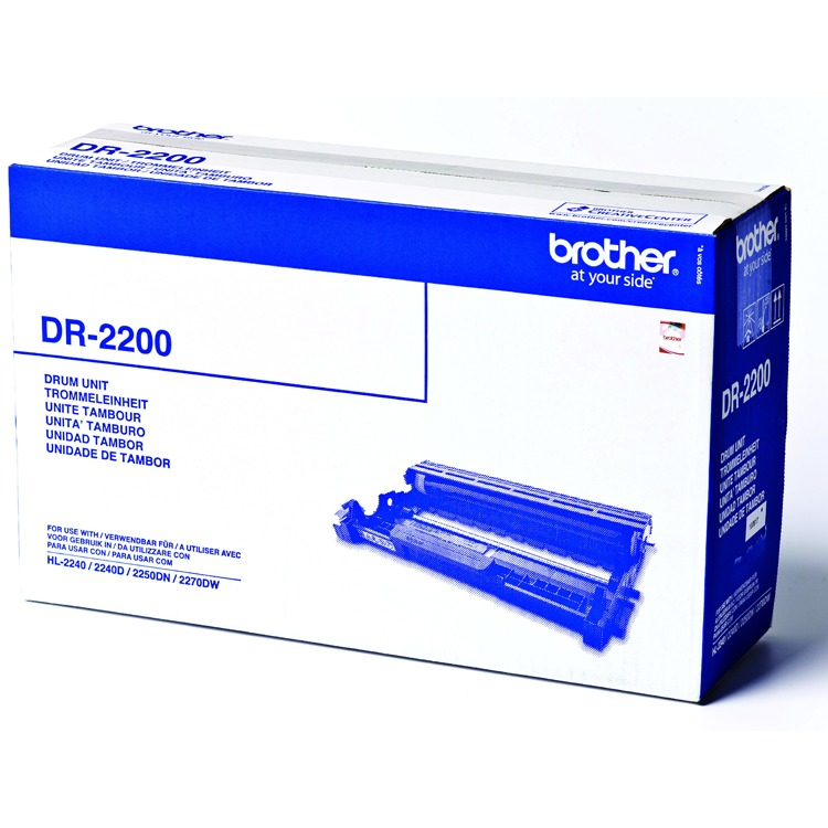 Brother Trommel (zonder toner) »DR-2200«