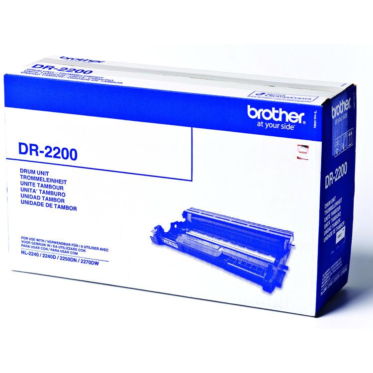 Brother Trommel (zonder toner) »DR-2200«