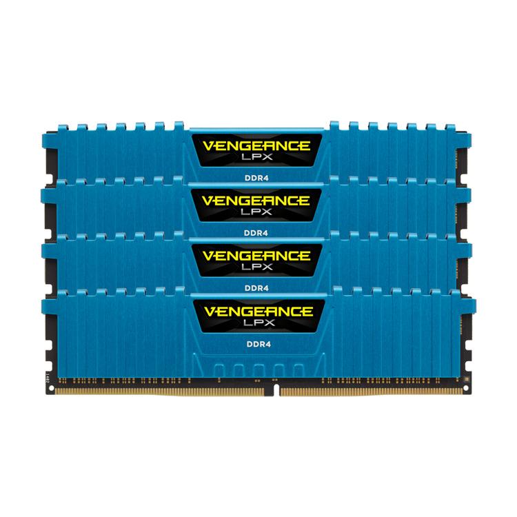 Corsair Vengeance LPX 16 GB DIMM DDR4-2800 Blauw