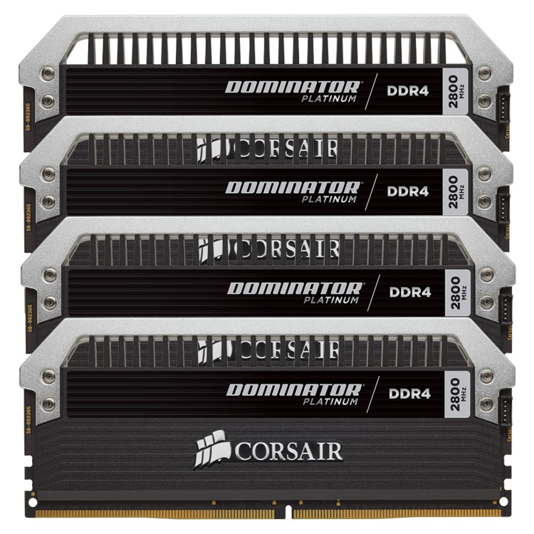 Corsair Dominator Platinum 16 GB DIMM DDR4-2800