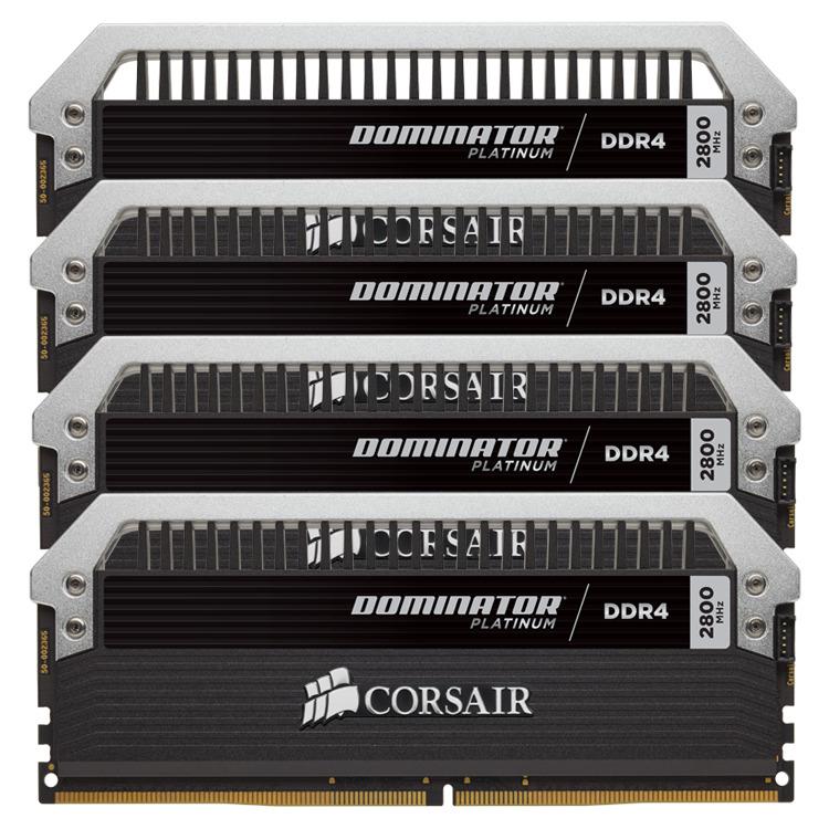 Corsair Dominator Platinum 16 GB DIMM DDR4-2800