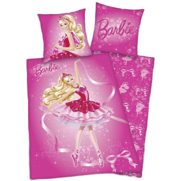 Dekbedovertrek Barbie strik
