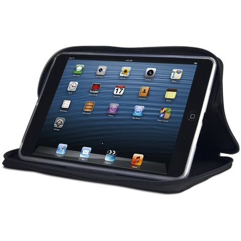 Mosaic Theory Mtia25-005 blk Tablet Case Neoprene For Ipad Mini & Retina Black