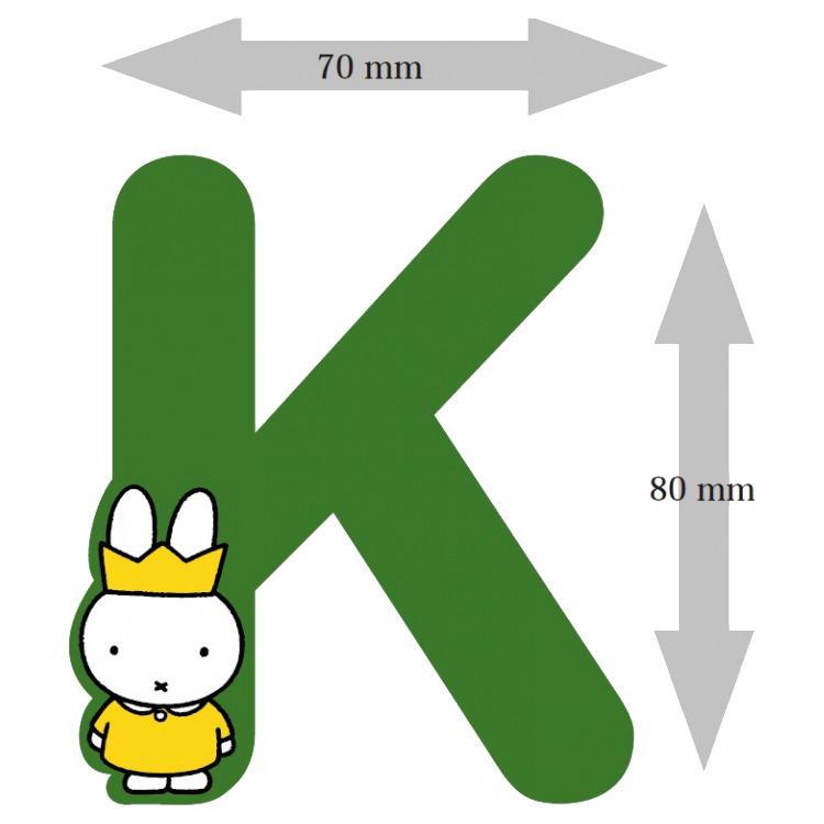 Nijntje Letter: K