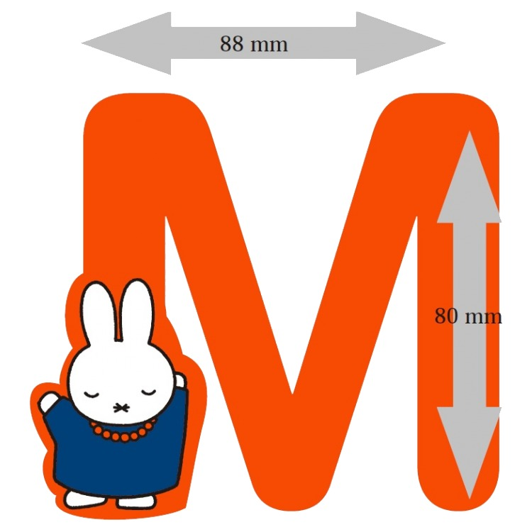 Letter: M