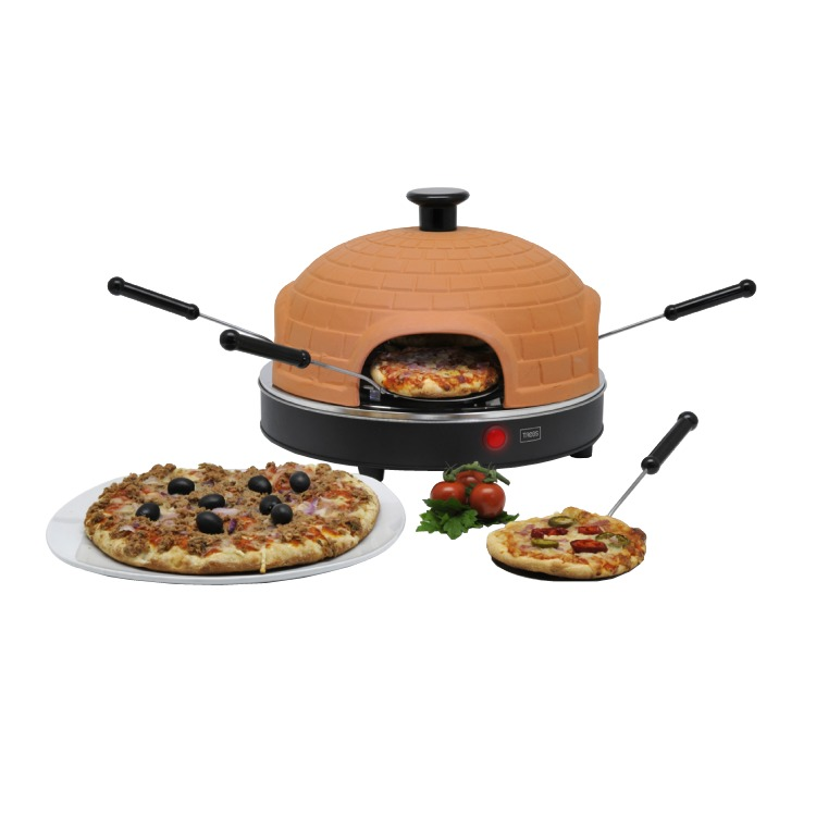 Pizza oven voor 4 personen 99204