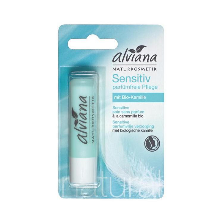Image of Sensitive Parfumvrije Lipverzorging